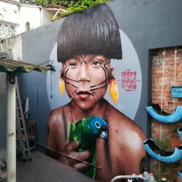 Damien Mitchell @Sao Paulo, Brazil