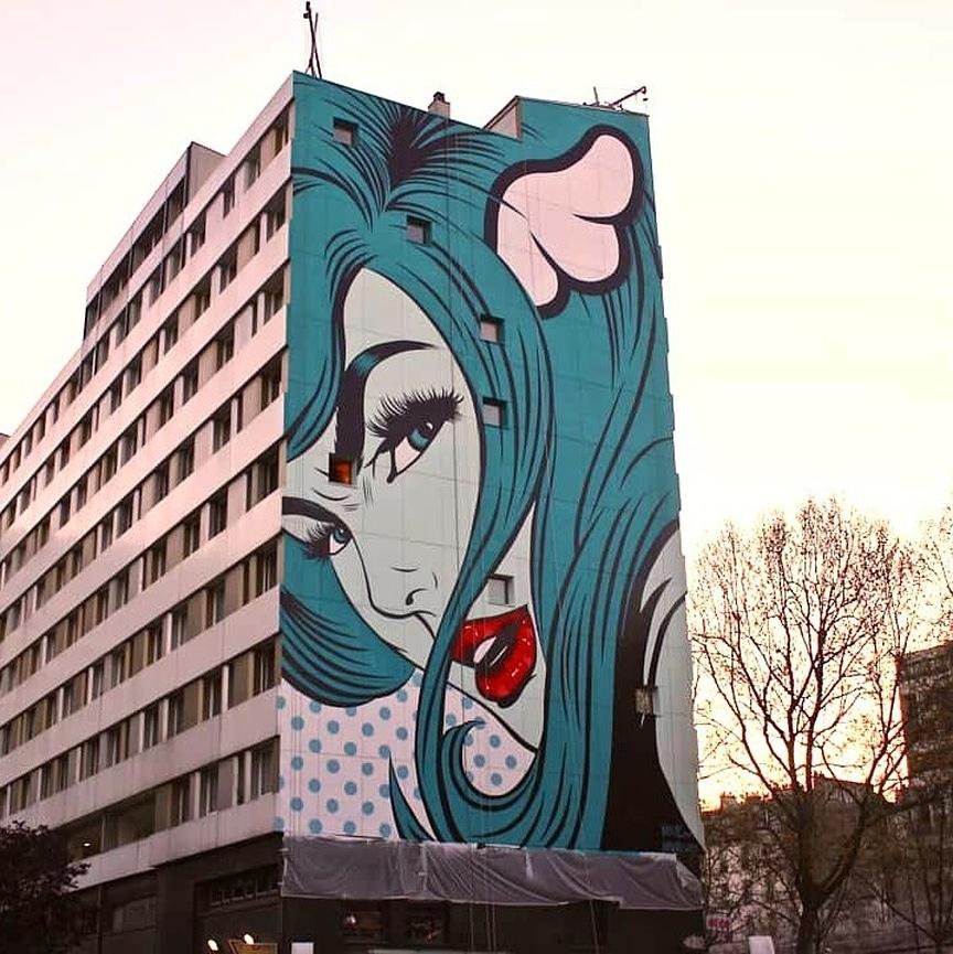 D*Face @Paris, France