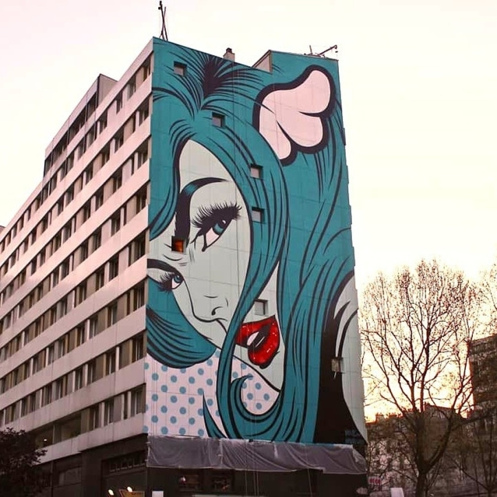 D*Face @Paris, France