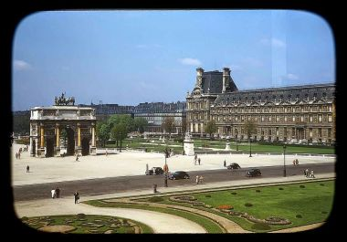 Francia a colori dell'anno 1955