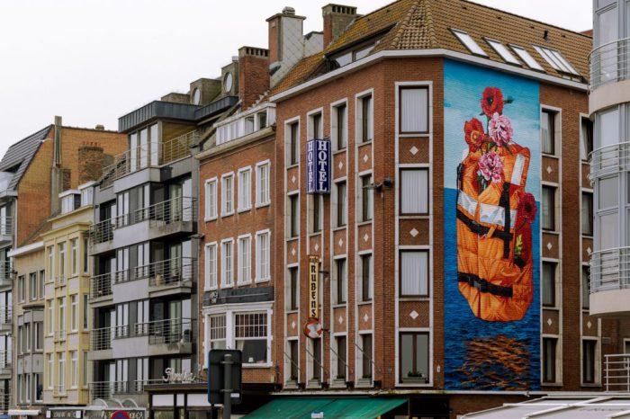 Gaia @Ostend, Belgium