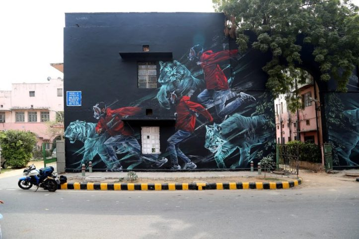 Li-Hill @New Delhi, India