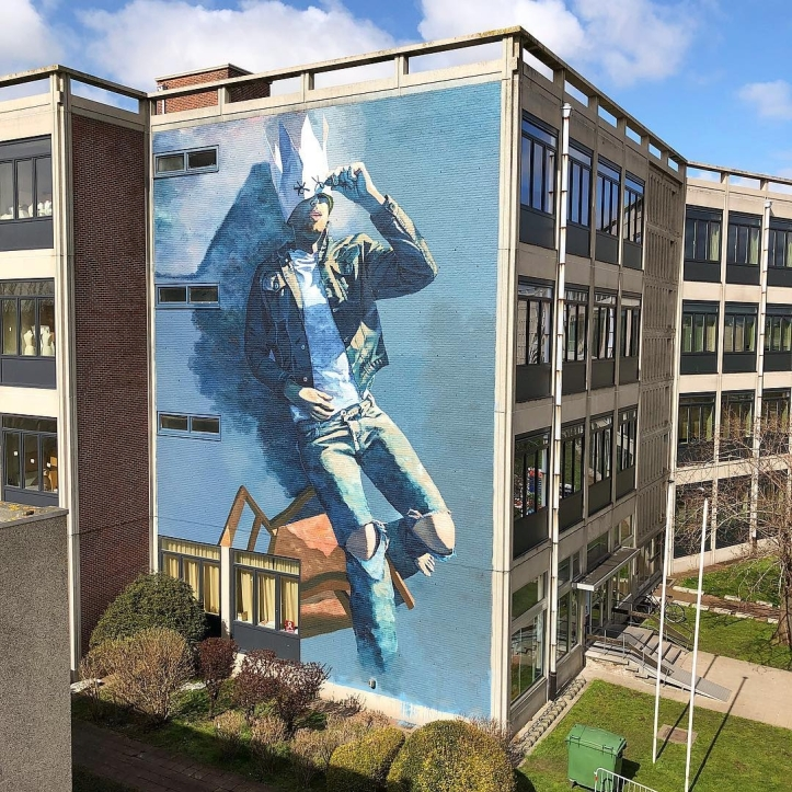 Matthew Dawn @Ostend, Belgium
