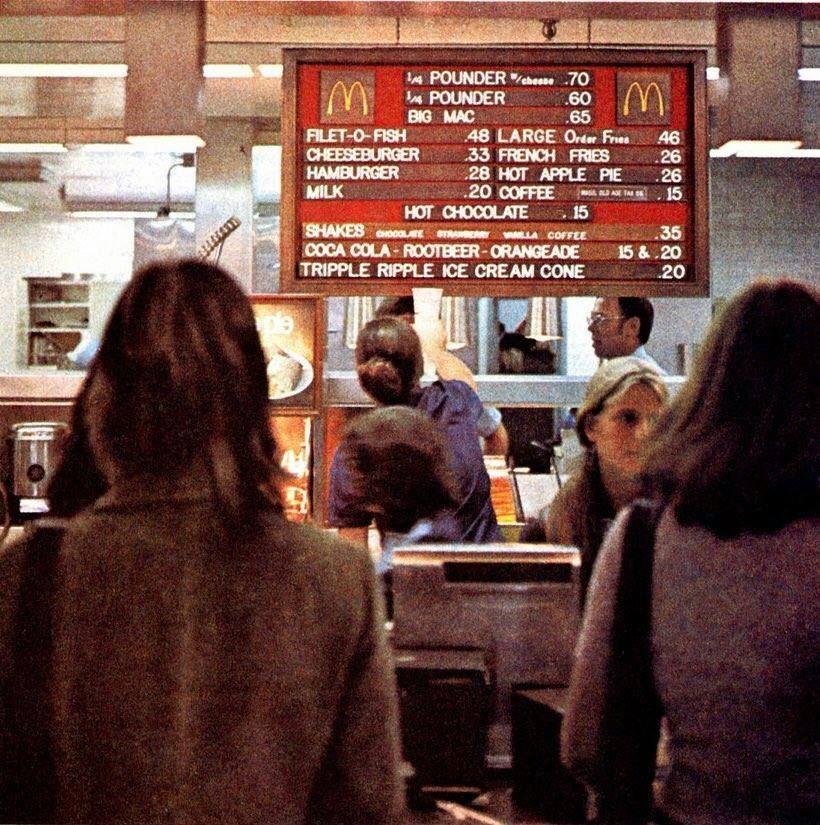McDonald's, 1974