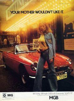 Motor Show negli anni '70