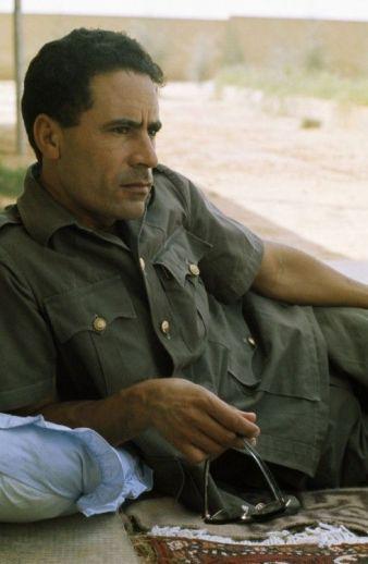 Muammar Gaddafi, 1973