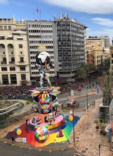 Okudart @ Valencia, Spain