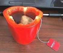 Peperone da tè