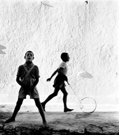 Piergiorgio Branzi - Mykonos, Grecia, 1957