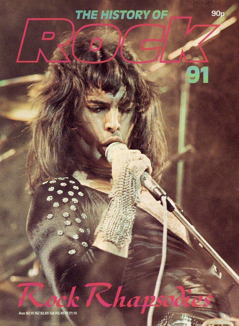 Rara foto di Freddie Mercury agli albori, Queen, anni '60 -'70