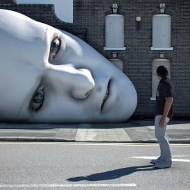 Art installation by Rek0de