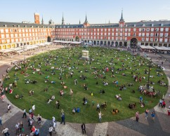 Spy @Madrid, Spain