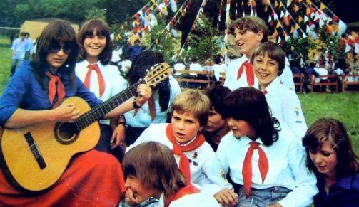 Vita nella Germania dell'Est (Repubblica Democratica Tedesca) negli anni '70 -'80