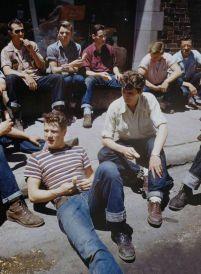 Adolescenti, anni 50