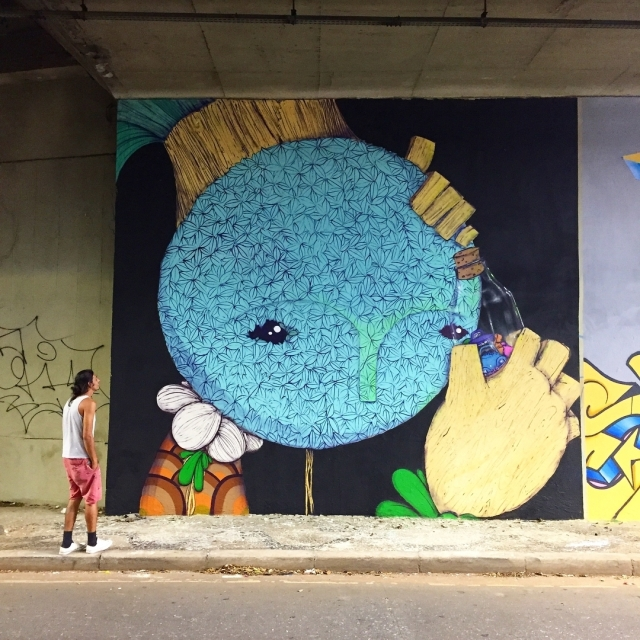 Andre Mogle @Sao Paulo, Brazil