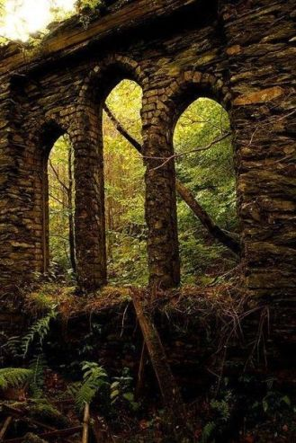 Antiche rovine