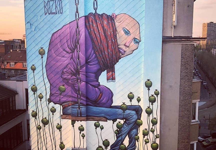 Bozko @Brussels, Belgium