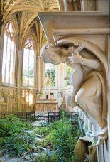 Cappella abbandonata in Francia