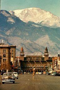 Colorado Springs, 1955
