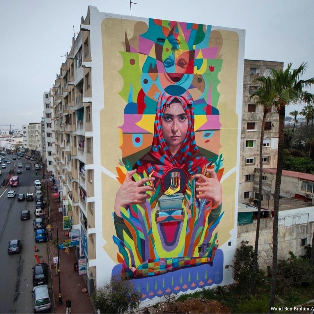 Decertor @Rabat, Morocco