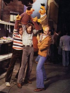 Dietro le quinte del Sesame Street, anni 80