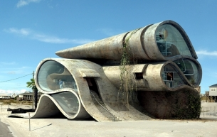 Architecture for Resistance by Dionisio González