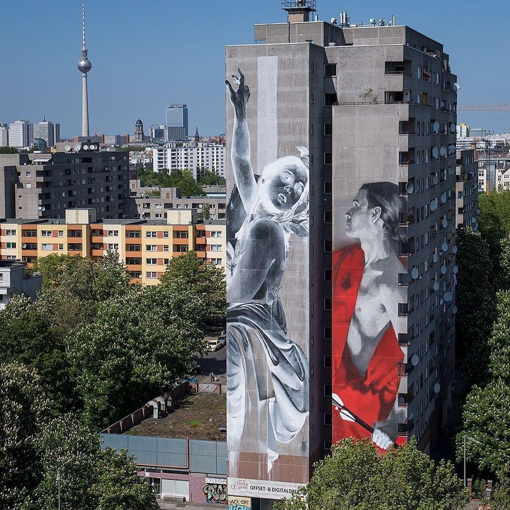 Fran Bosoletti & Jarus @Berlin, Germany