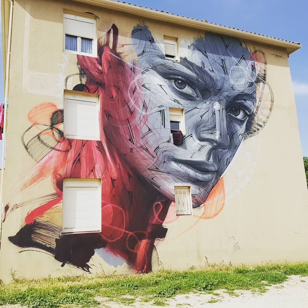 Hopare @Uzès, France