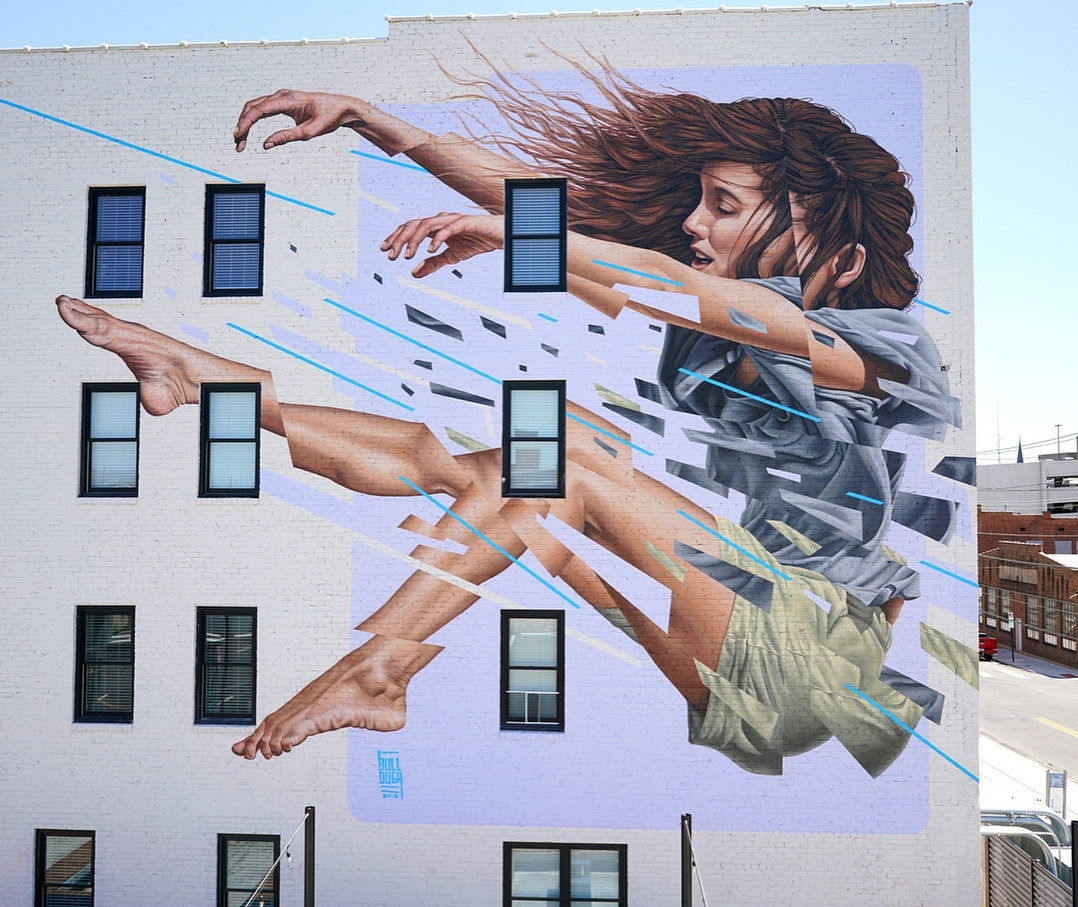 James Bullough @Roanoke, USA