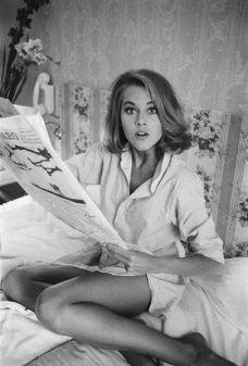 Jane Fonda, 1963
