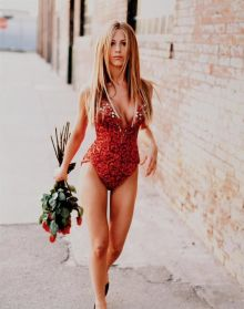 Jennifer Aniston, anni 90