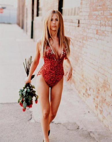 Jennifer Aniston, anni 90
