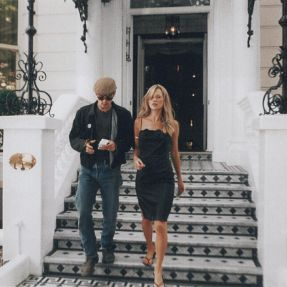 Johnny Depp e Kate Moss, 1995