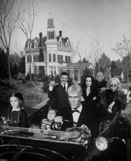 La famiglia Addams, 1965