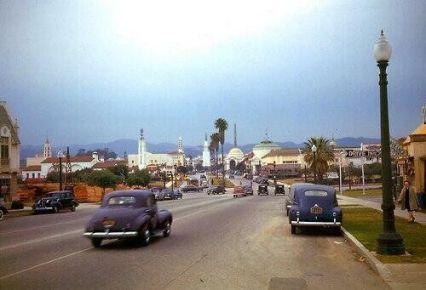 Los Angeles, 1946