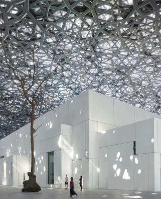 Louvre Abu Dhabi by Ateliers Jean Nouvel - Fotografia di Roland Halbe