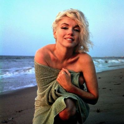 L'ultimo servizio fotografico di Marilyn Monroe prima della sua morte, 1962