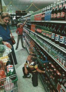Market americano anni 70
