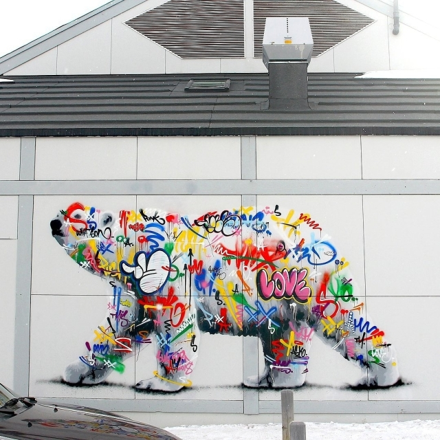 Martin Whatson @Longyearbyen, Norway