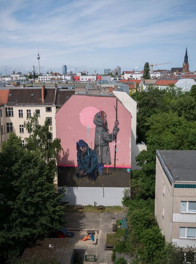 Mister Woodland @Berlin, Germany