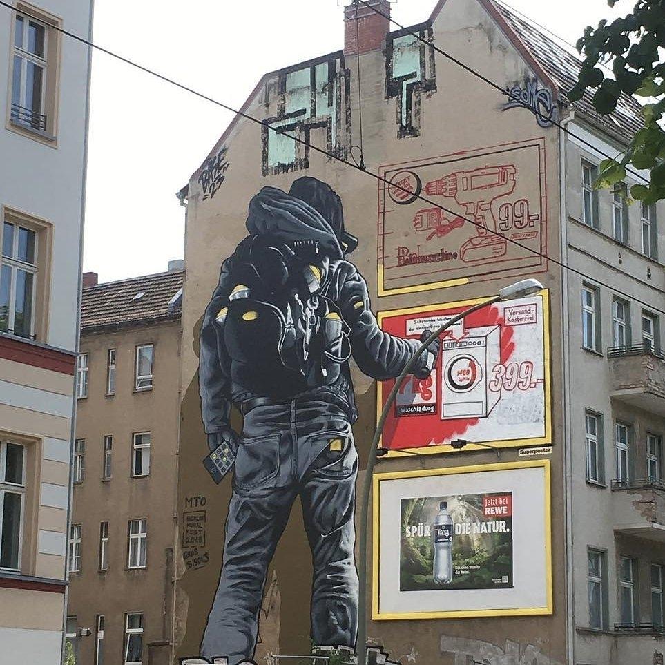 MTO @Berlin, Germany