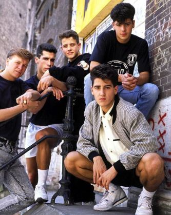 New Kids on the Block, 1990