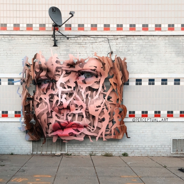 Perceptual Art @Washington, USA