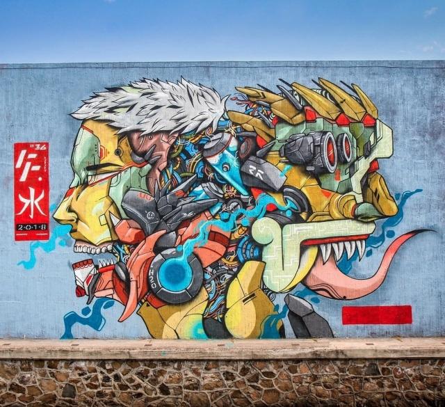 Root Rises @Queretaro, Mexico