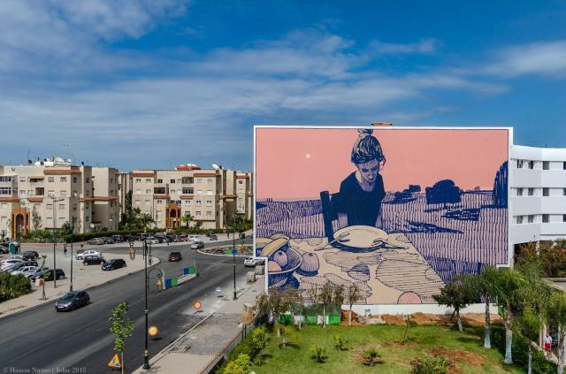 Sainer Etam @Rabat, Morocco
