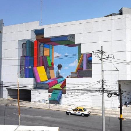 Seth Globepainter @Monterrey, Mexico