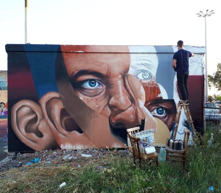 Skan @ Cagliari, Italy
