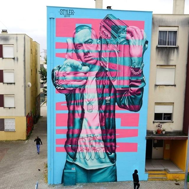 Stylerone90 @Lisbon, Portugal