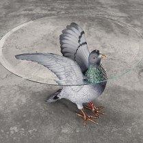 Tavolino piccione