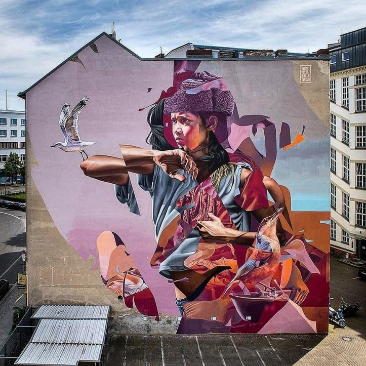 Telmo Miel & James Bullough @Berlin, Germany